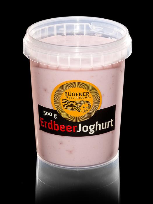 Erdsbeer-Joghurt